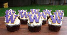 Some delicious UW cupcakes!