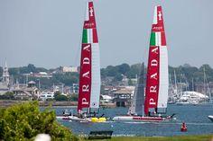 Italy takes Newport 2x