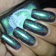 IG@varnished247's beautiful swatch of Enchanted Polish March 2013... Really really want this one, please contact me if you're willing to sell yours!
