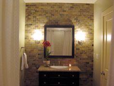 Unbelievable Budget Bathrooms : Rooms : HGTV