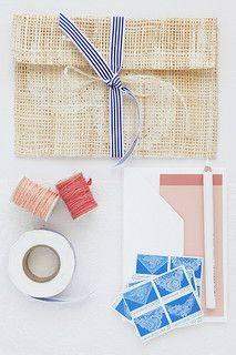 Straw Envelope