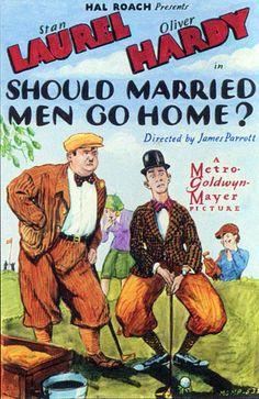 Laurel and Hardy Should Married Men Go Home (1928) A Hal Roach Film https://www.youtube.com/user/PopcornCinemaShow