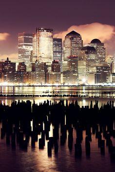 NYC from Hoboken