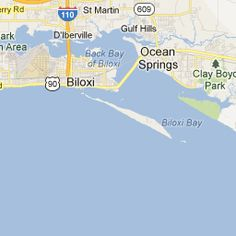 Mississippi Gulf Coast Things to Do - Attractions - Gulfport, Biloxi, and More