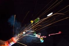 Party Poppers, Painting, Fire Crackers, Painting Art, Paintings, Drawings