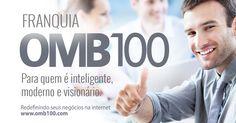 Franqueados - Material de Divulgação   Afiliado   OMB100