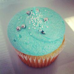 Tiffany and co cupcake