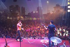 Grande show em Bauru