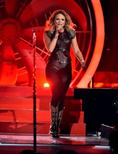 Watch Miranda Lambert Perform High-Speed 'Red Wagon' at Grammy Awards