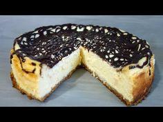www.przepismamy.pl: Niezawodny sernik nowojorski !!! Doskonały, pyszny... Tiramisu, Cheesecake, The Creator, Baking, Ethnic Recipes, Desserts, Food, Youtube, Tailgate Desserts
