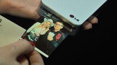 Video: Impresora portátil con NFC Photo Pocket, de LG, desde el #CES2013.