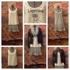 JOYWORKS layering lace slips 2014