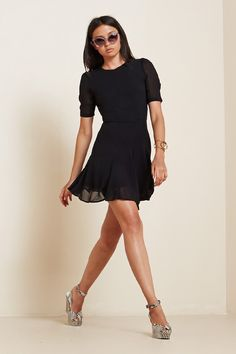 SALE! 30% OFF! The Carnation Dress  https://thereformation.com/products/carnation-dress-black