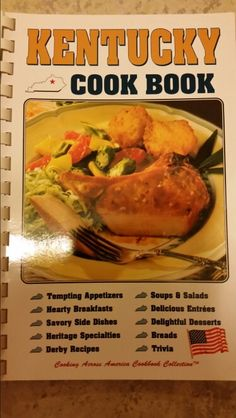 Kentucky cookbook