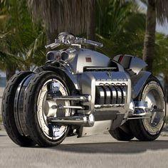 Dodge Tomahawk Motorcycle