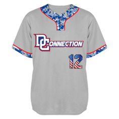 ebf8ad16b Elite Camo Lot 2 Baseball Jersey Baseball Jackets