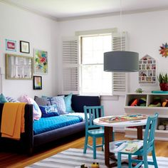 Multi-Purpose- I like the daybed and storage