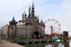 Artista Banksy abre parque de diversões alternativo à Disneyland | SAPO Lifestyle