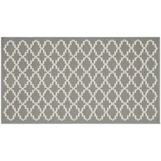 Safavieh Courtyard Indoor Outdoor Rug, Grey
