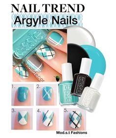 argyle nails!