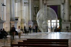 Plensa pone paz a una agitada Bienal de Venecia