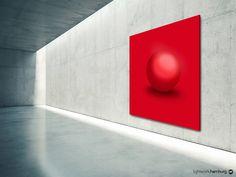 """Lightwork-Raumkonzepte: Wandobjekt XXL mit Lichtsprache-Form """"Energizer"""" für Energie rundum (von Lightwork Wittig & Wittig) Form, Concept, Language, Pictures"""