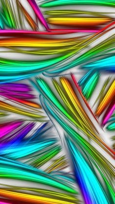 ~ It's a Colorful Life ~ Unique Wallpaper, More Wallpaper, Pretty Wallpapers, Colorful Wallpaper, Wallpaper Backgrounds, Colorful Backgrounds, Wallpaper Edge, Chevron Wallpaper, Colorful Artwork