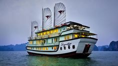 Halong bay tours - best rates for Halong bay cruises - daily departure