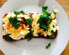 GREAT 'EGGSPECTATIONS': take a look at these 3 suggestions of how to make eggs an exciting breakfast staple.