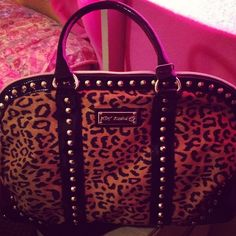 I love my Betsey Johnson bag! :)