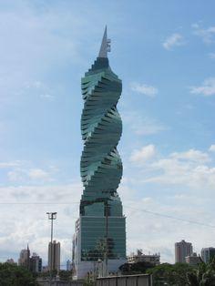 Revolution Tower - Panama City, Panama