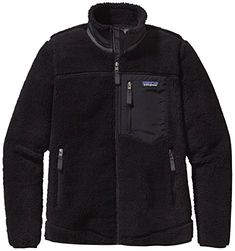 Patagonia Classic RetroX Fleece Jacket  Womens Black XLarge *** Read more reviews of the product by visiting the link on the image.