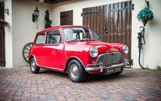 World Of Classic Cars: Austin Mini Cooper MK I 1962 - World Of Classic Ca...