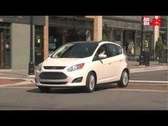 Ford C-Max Hybrid 2013 - Autobild.es