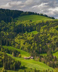 Sonnenhalb, Appenzellerland, Switzerland