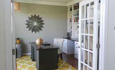 Hometalk | DIY Pipe Bookshelves AND Desks