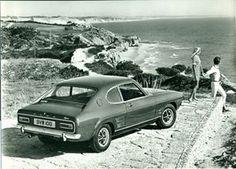 1969 Ford Capri GT