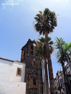 Santa Cruz de La Palma http://ruthrodrigueztf.wordpress.com #lapalma
