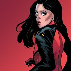 Jessica Drew in Spider-Woman #7