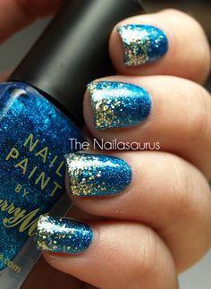 The Nailasaurus: Blue