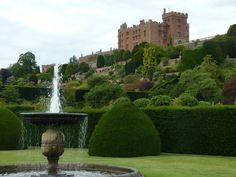 Powis Castle, England