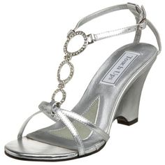 $61.08-$66.00 Touch Ups Women's Arlene Wedge Sandal,Silver,8.5 M US - 197MO-08.5-M Color: Silver, Size: 8.5 Available in Multiple Colors! Arlene T-strap by Touch Ups You'll make a show-stopping entrance when you show up wearing the glam Arlene wedge from Touch Ups. It looks great with party dress wear. Features: -Arlene in Silver. -Part of the Arlene collection. -Shiny metallic upper. -Man-made so ...