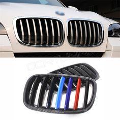 BMW X5 E70 X6 E71 Carbon Fiber Front Grille (1) | 相片擁有者 DCR TUNING