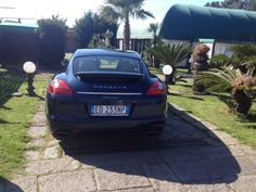 La nostra affascinante Porsche Panamera!!!
