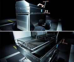 Brennwagen Grills: holly mother of all things grill worthy!