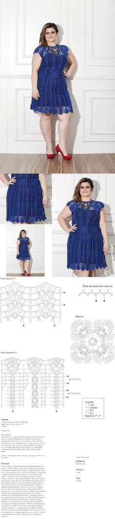 Super crochet skirt plus size clothing Ideas Gilet Crochet, Crochet Blouse, Knit Or Crochet, Crochet Skirts, Crochet Clothes, Mode Crochet, Crochet Woman, Pulls, Stylish Outfits