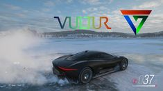 Forza Horizon 4 Jaguar C icy lake fun Forza Horizon 4, Jaguar, Have Fun, Cheetah