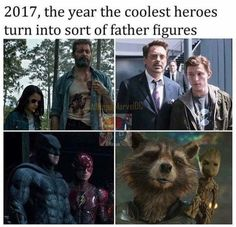 But Logan was the best., in my opinion. Good, ol' Logan.
