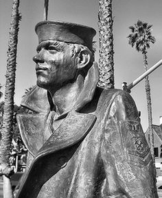 Sailor statue #sailor
