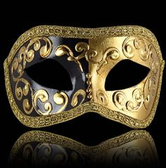Made in Venice, Masquerade Masks For Men